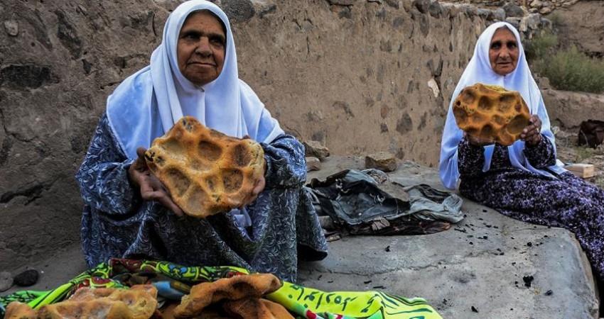 رونمایی از ثبت ملی «نون کُرنون» در جشن سپید چادران