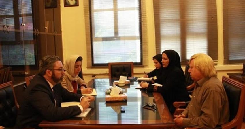 ابراز تمایل اسپانیا برای همکاری های حوزه میراث فرهنگی با ایران