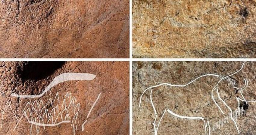 کشف اولین گالری هنری در تاریخ