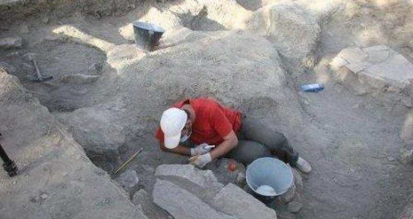 کشف بقایای انسانی مربوط به هزاره اول قبل از میلاد در مریوان