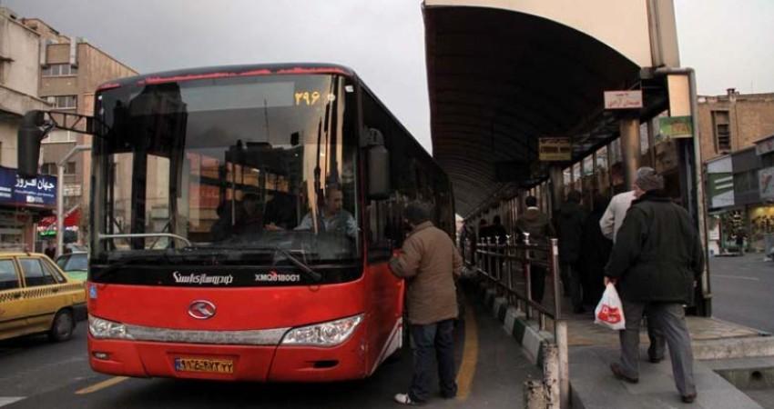 اتوبوسرانی تهران و توجه به مقوله محیط زیست