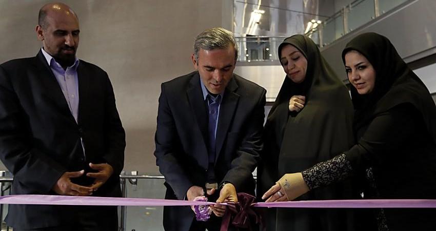 هشتمین نمایشگاه بازار سفر در برج میلاد تهران گشایش یافت