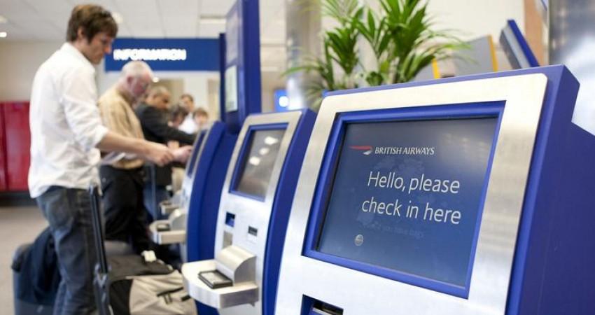 صدور کارت پرواز اینترنتی برای مسافران شرکت ماهان در فرودگاه قشم