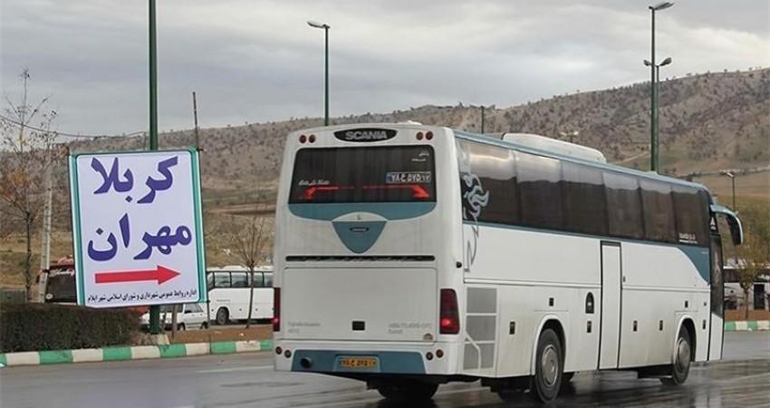 تسهیل تردد اتوبوس گردشگران ایرانی و عراقی