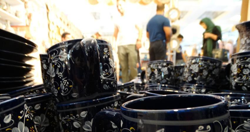 هنرمندان برتر نمایشگاه صنایع دستی به خارج اعزام می شوند