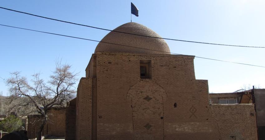 ثبت مسجد جامع بیداخوید در فهرست آثار ملی کشور