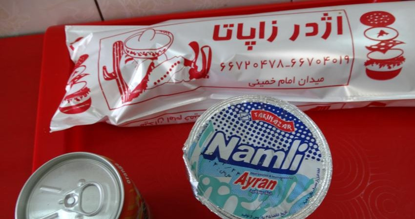 بهترین رستوران های «کثیف» تهران!
