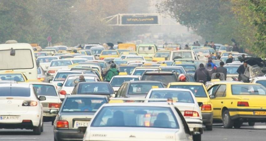 سهم ناوگان حمل و نقل عمومی در تولید آلاینده ها