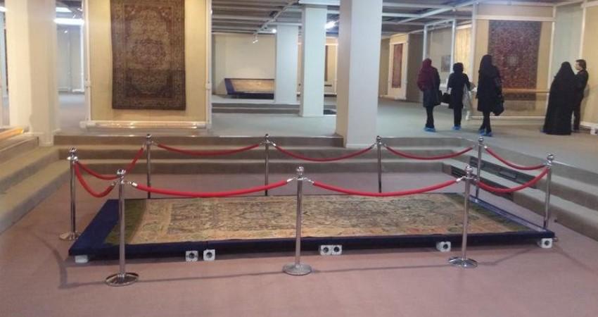 «فرش»، سفیر فرهنگی ایران است