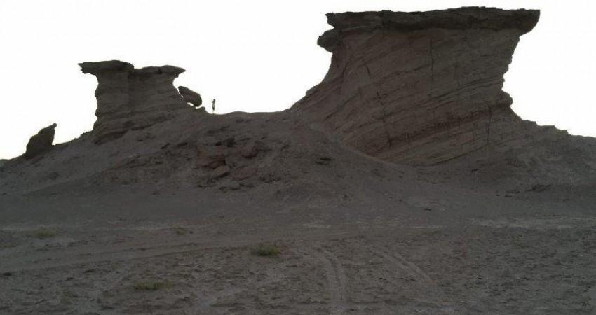 احتمال کشف بقایای دایناسور در کویر لوت