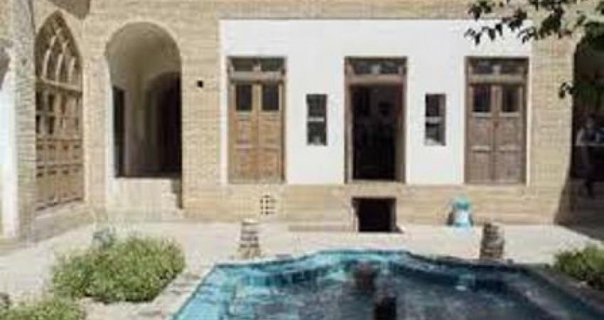 خانه تاریخی عمارتی نوش آباد در فهرست آثار ملی به ثبت رسید