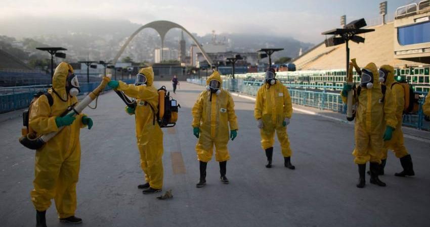 ویروس زیکا و المپیک 2016 ریو