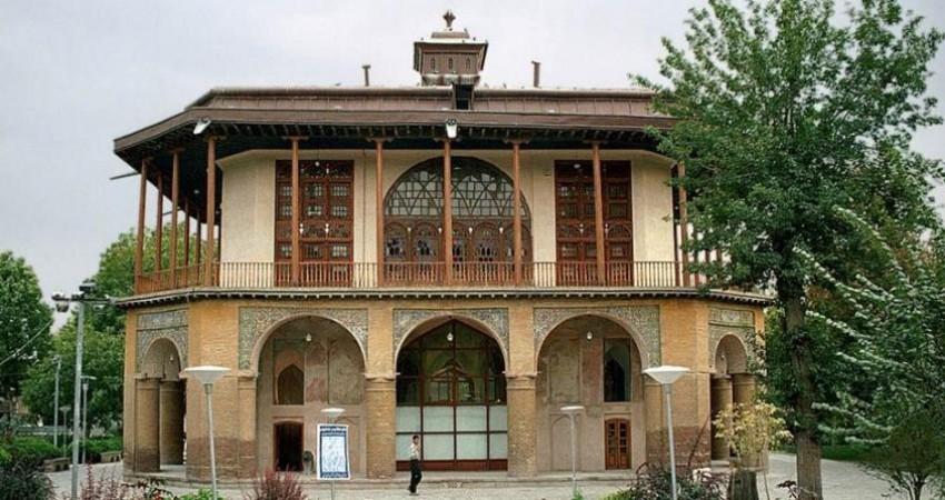 دولتخانه صفوی قزوین ثبت جهانی می شود