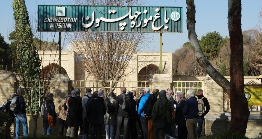 دروازه های ایران به روی گردشگران خارجی باز شد