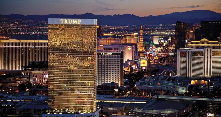 رزرو هتل های ترامپ سقوط کرد!