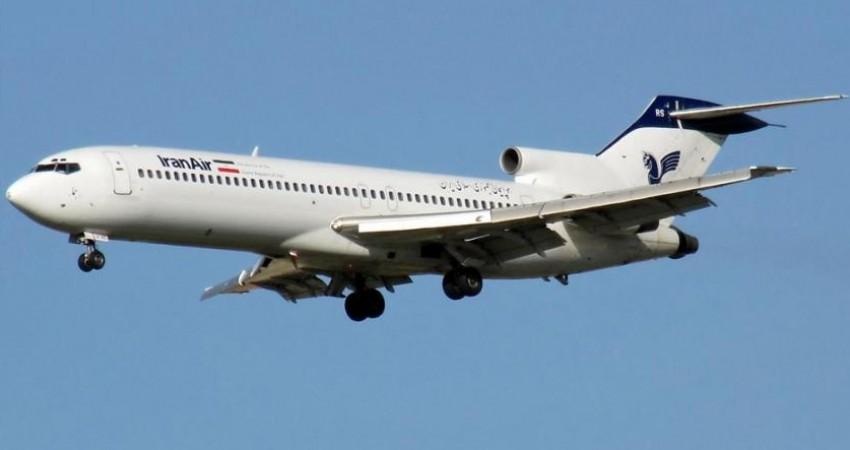 تامین نیاز حمل و نقل هوایی مسافران ایرانی با ناوگان داخلی