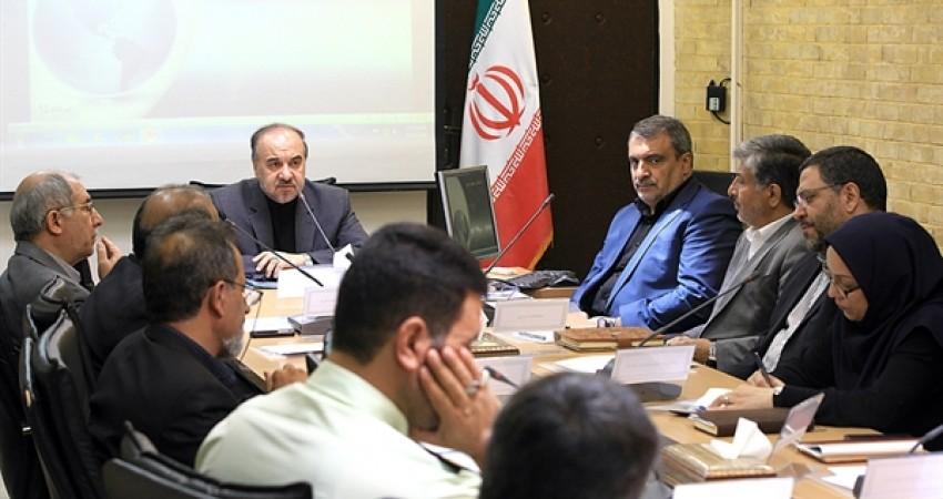 اولین جلسه کانون ملی هماهنگی گردشگری تشکیل شد