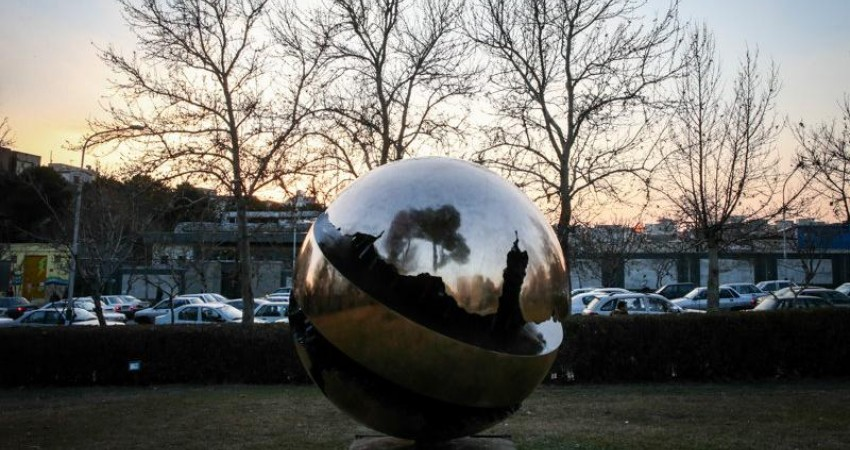 کره زمین وسط تهران چه می کند؟!