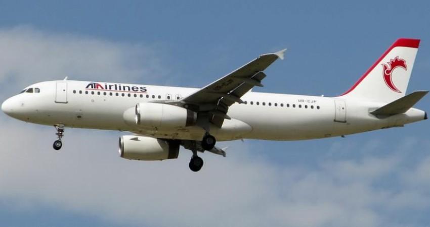 نخستین پرواز آتا در مسیر تهران-باکو-تبریز انجام شد