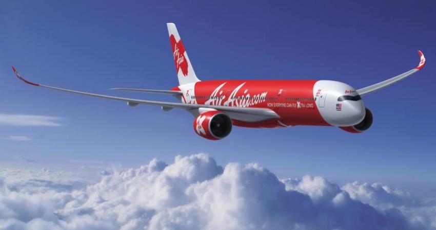 ایرآسیا پروازهای خود از کوالالامپور به تهران را از سرگرفت