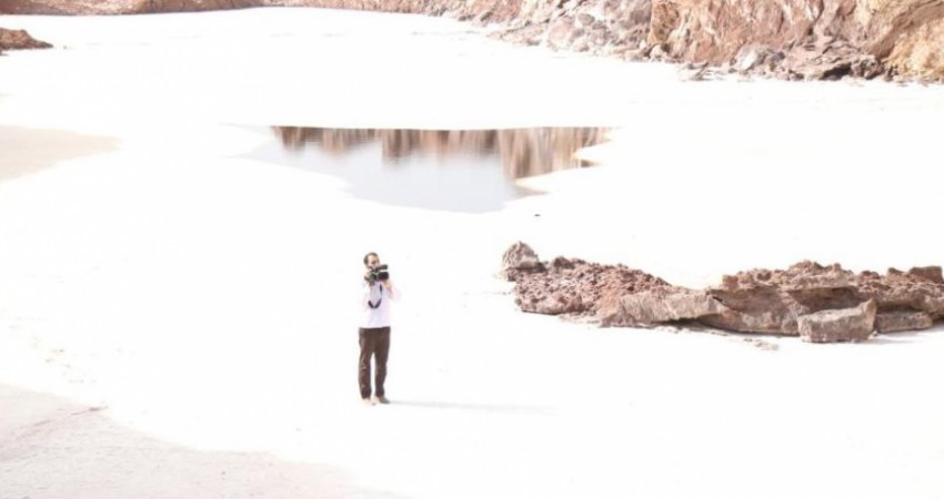 تبدیل معدن نمکی طغرود به سایت گردشگری