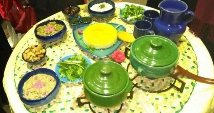 تبریز، میزبان جشنواره سفره ایرانی، فرهنگ گردشگری