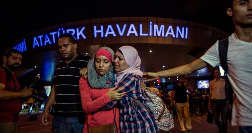 انفجار فرودگاه استانبول را تعطیل کرد