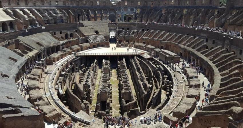 «کولوسئوم» رم میزبان رویدادهای فرهنگی می شود