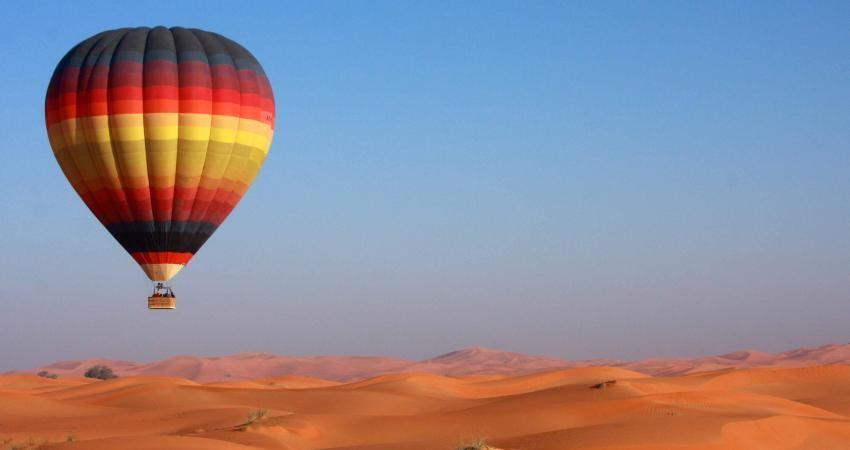 اولین مجموعه گردشگری هوایی در یزد