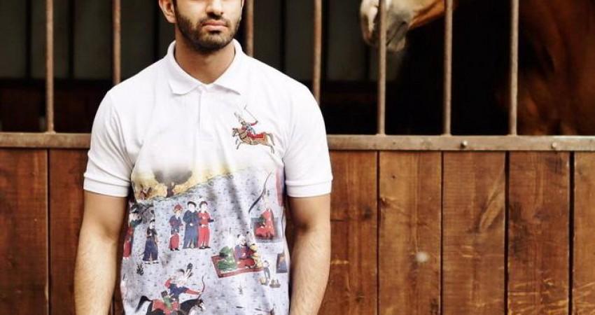 «چوگان» روی لباس جوانان ایران
