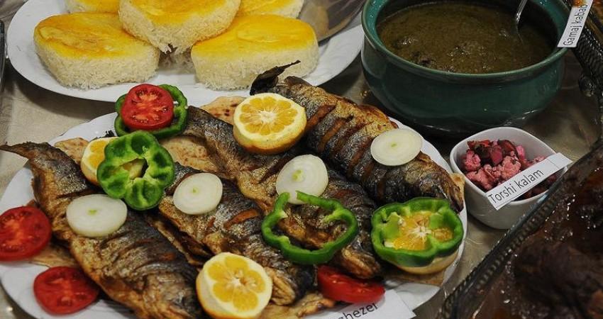 طرح رتبه بندی رستوران ها با سِرو غذاهای محلی