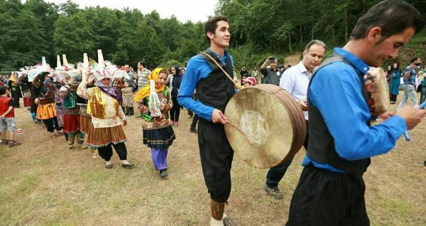 تب جشنواره های بوم گردی در مازندران