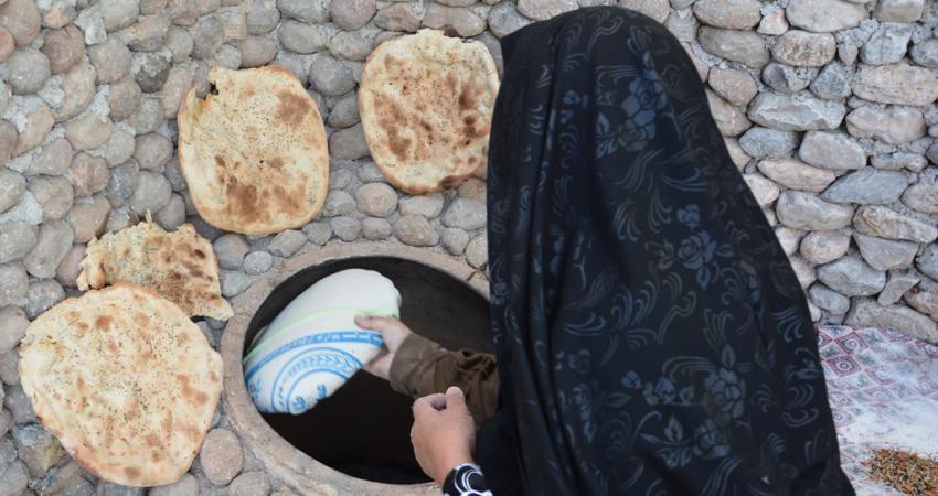 حلال گردی شرکت کنندگان جشنواره مشارکت ملی گردشگری