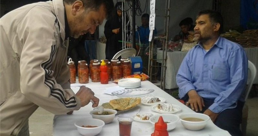 خوراکی هایی که مسلمانان در عید فطر می خورند