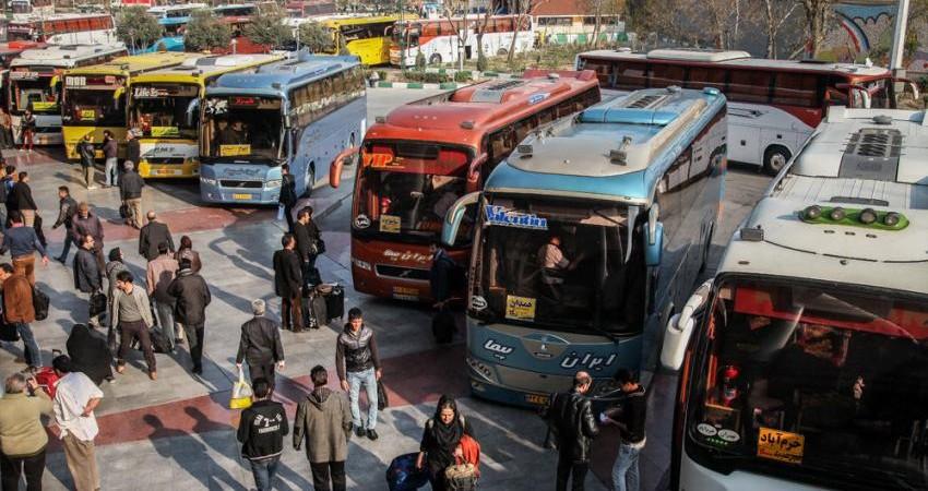 تغییر در سهمیه سوخت ناوگان باری و مسافری