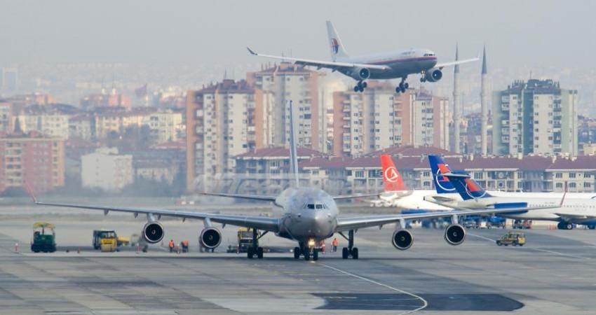 انجام 20 پرواز بدون مسافر از ایران به ترکیه