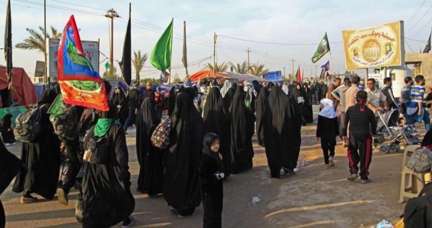 هشدارهای ارتباطی برای زائران اربعین