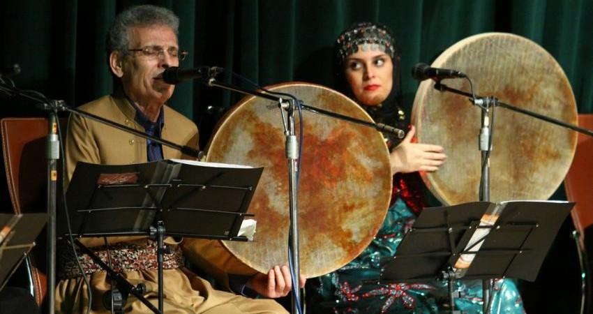 پس از 4 دهه، موسیقی کامکارها در همدان جاری شد