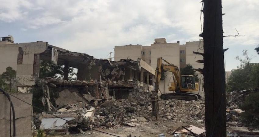 خانه قمرالملوک امیرسلیمانی در فهرست میراث ملی کشور ثبت اضطراری شد