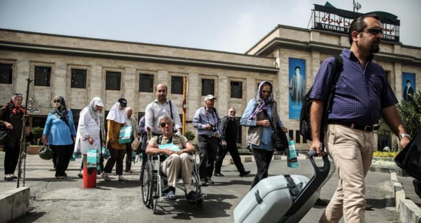 سفر یک میلیون و 200 هزار گردشگر خارجی به تهران