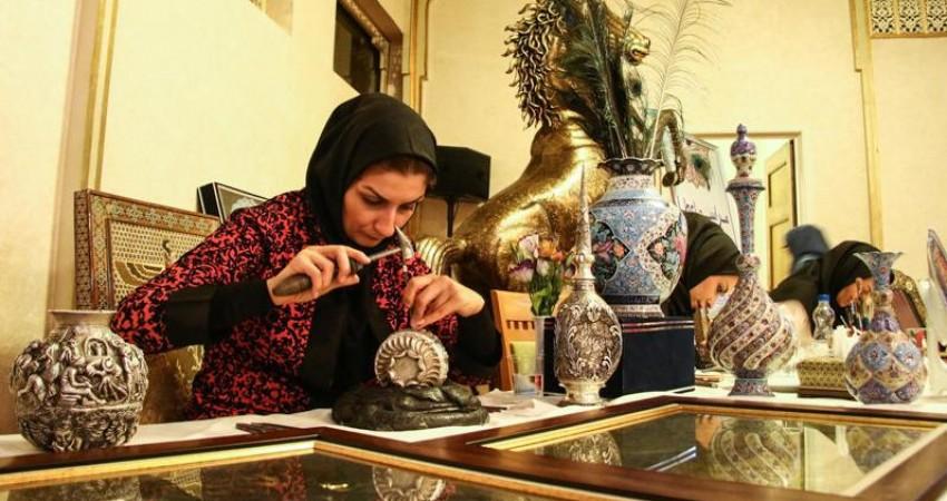جهش بزرگ در صنایع دستی ایران