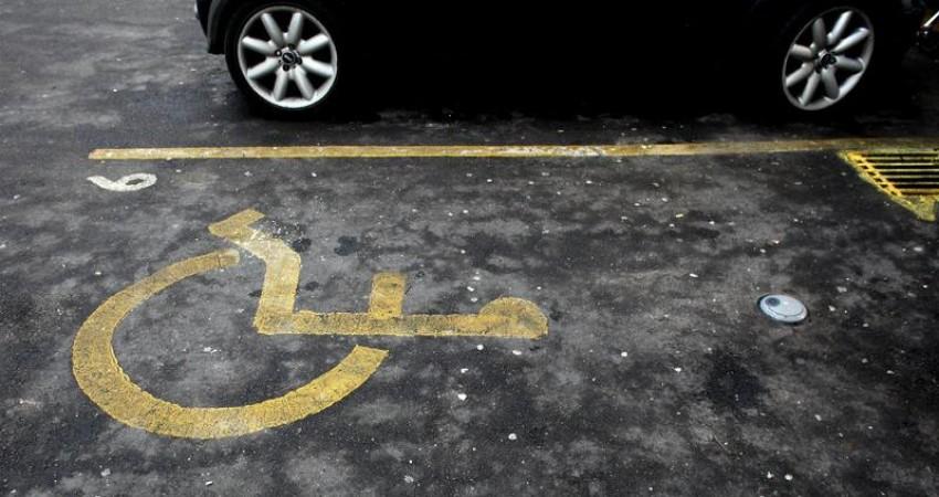 پلیس اخطار داد؛ در جایگاه معلولان پارک نکنید!