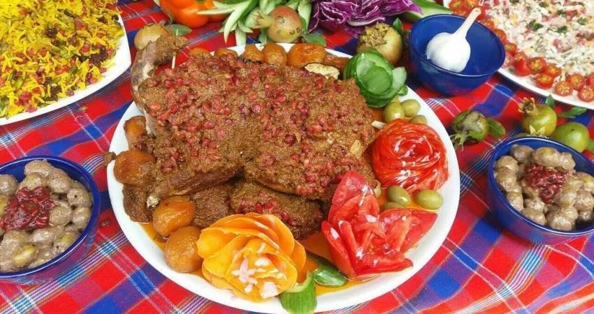 خانه تکانی در منوی غذای رستوران های ایران