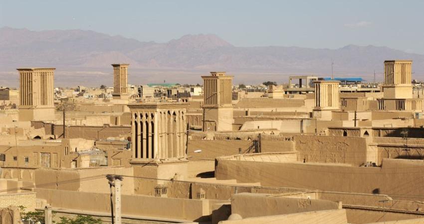 """بافت تاریخی """"شهر بادگیرها"""" در تکاپوی ثبت جهانی"""