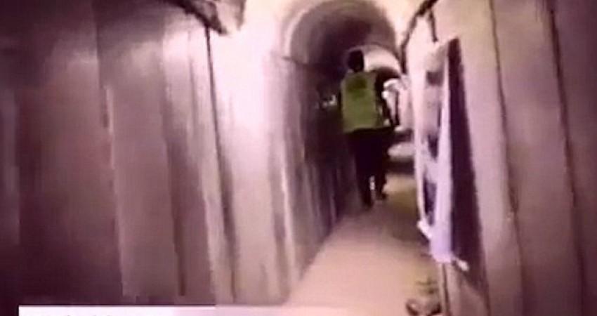 تونل زیرزمینی حماس، جاذبه گردشگری شد