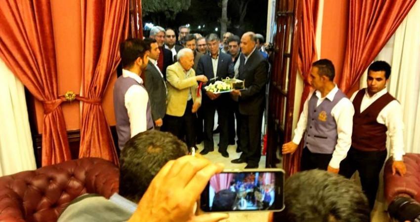 هتل آپادانا شیراز احیاء شد