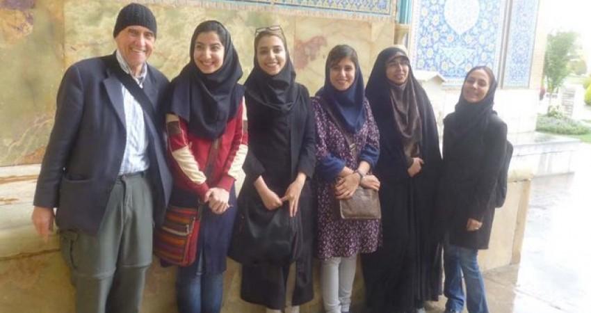 آمریکایی ها پُرتعداد به ایران سفر می کنند