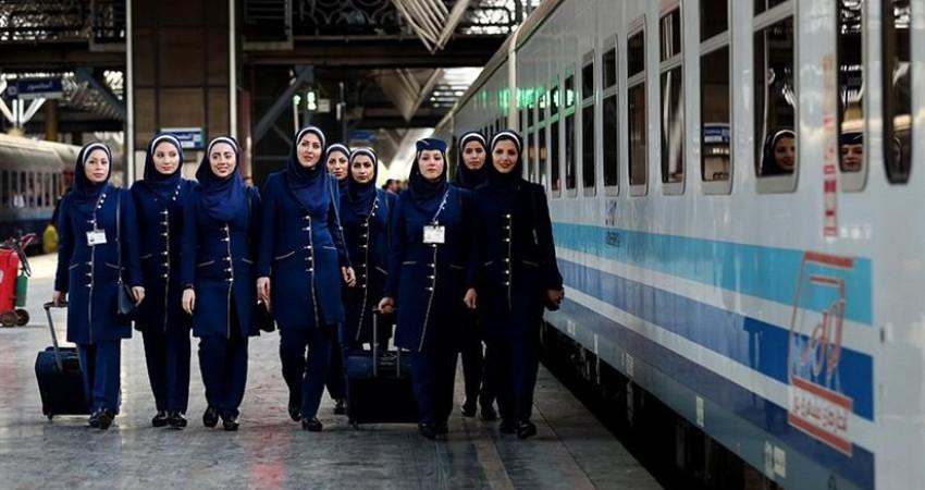 راه اندازی دومین واگن ویژه بانوان در مسیر ریلی تهران - شیراز