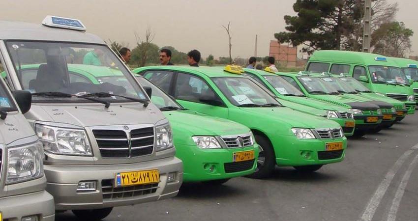 دریافت مبلغ بیشتر بابت کولر در تاکسی تخلف است