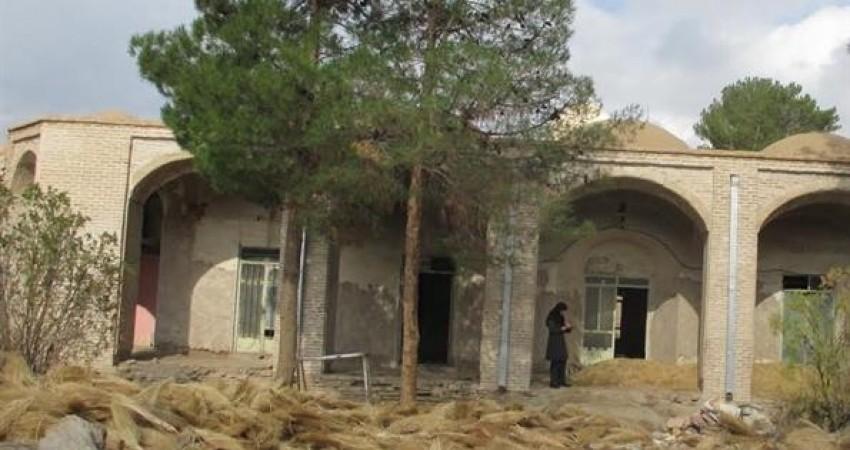 خانه-باغ شوکت الملک در فهرست آثار ملی کشور ثبت شد